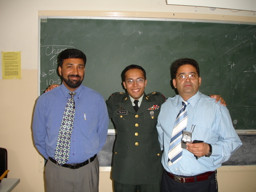 Mr. Andrews, Mr. Dogra, and I