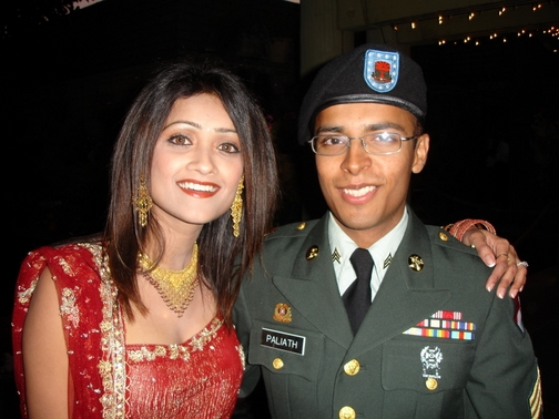 Simi Chechi and I