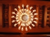 Chandelier at the Sultan Qaboos Grand Mosque