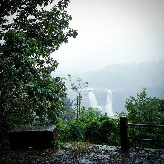 Athirappilly Falls, Thrissur. Also shot this on my Sony DSC-P200.  #athirappillyfalls #thrissur #kerala #india #incredibleindia #amateurphotography #amateurphotographer #scenery #landscape #landscapes #nature #naturephotography #waterfalls #photography #photographer