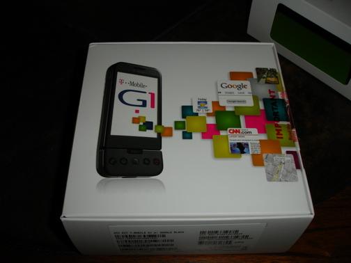 The G1's inner box