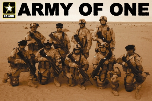 SGT Army Of One