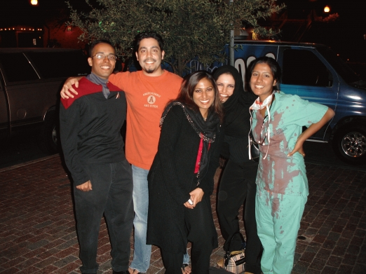 Halloween Group 1
