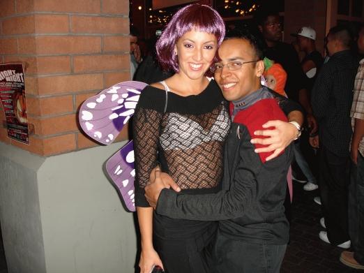 Loretto and I