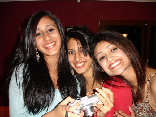 Priya, Maya, and Simi Chechi